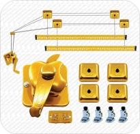 Giàn phơi nhập khẩu DL - 205 gold